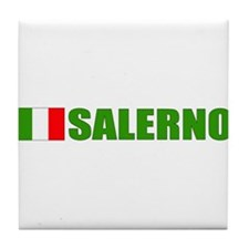 Salerno, Italy Tile Coaster