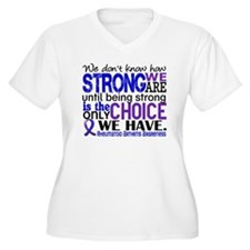 RA How Strong We T-Shirt
