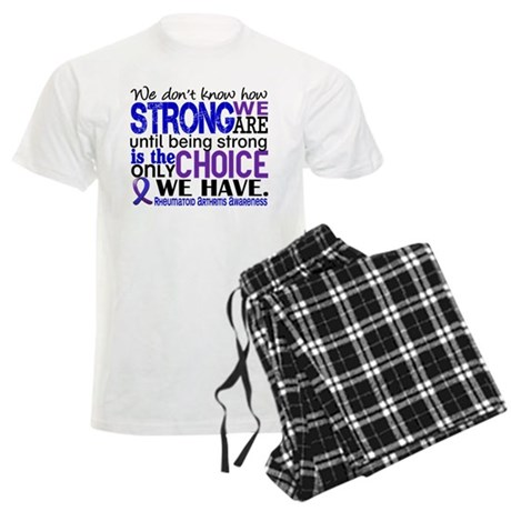 RA How Strong We Are Men's Light Pajamas