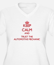 Keep Calm and Trust the Automotive Mechanic Plus S