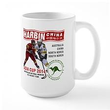 Team Australia Ice Hockey Harbin Mugs