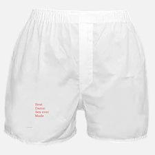 Best Damn Sex Boxer Shorts