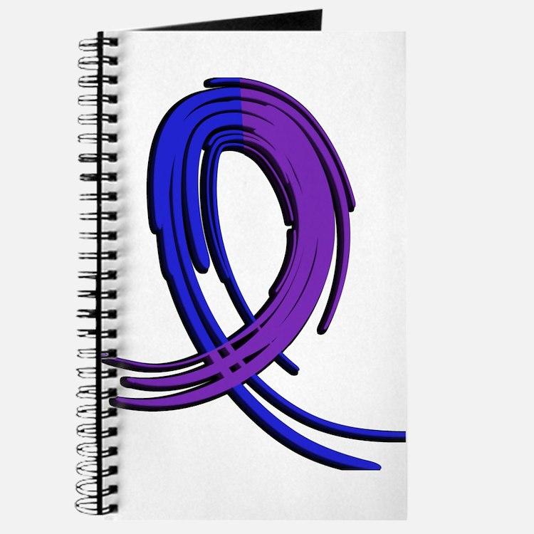 RA Graffiti Ribbon 2 Journal