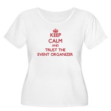 Keep Calm and Trust the Event Organizer Plus Size