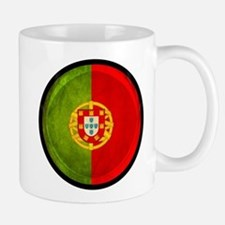 3D Portugal flag Mugs
