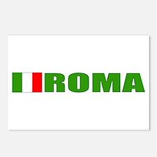 Roma, Italia Postcards (Package of 8)