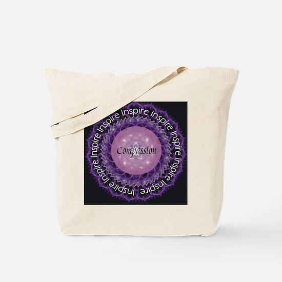 Inspire Compassion Tote Bag