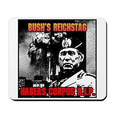 WTC Bush's Reichstag Mousepad