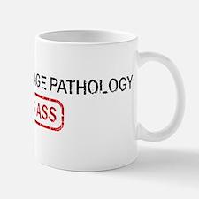 SPEECH-LANGUAGE PATHOLOGY kic Mug