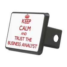 Keep Calm and Trust the Business Analyst Hitch Cov