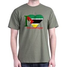I love Mozambique T-Shirt