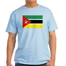 Mozambique flag T-Shirt