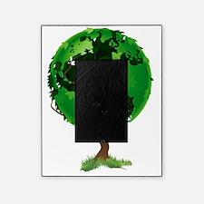 Globe world tree Picture Frame