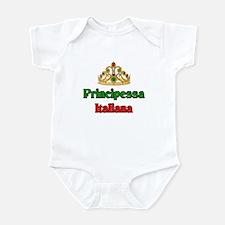 Principessa Italiana (Italian Princess) Infant Bod