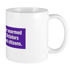 Criminals & Dictators Mug