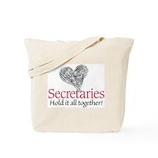 Secretaries Tote Bag