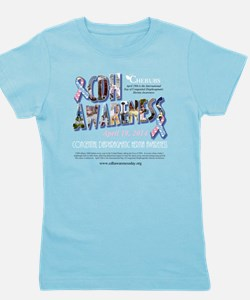 2014 Cdh Awareness Day Girl's Tee