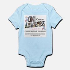 2014 CDH Awareness Day Body Suit