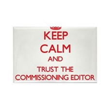 Keep Calm and Trust the Commissioning Editor Magne