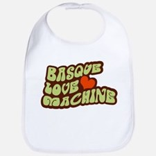 Basque Love Machine Bib