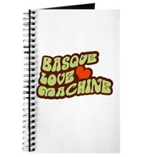 Basque Love Machine Journal
