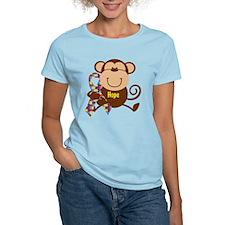 Monkey Autism Hope T-Shirt