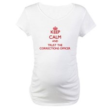 Keep Calm and Trust the Corrections Officer Matern