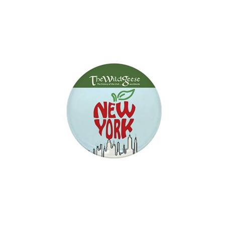 The Wild Geese In Nyc Mini Button (10 Pack)