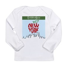 The Wild Geese in NYC Long Sleeve T-Shirt