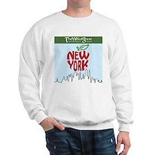 The Wild Geese in NYC Sweatshirt