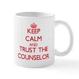 Counselor Coffee Mugs