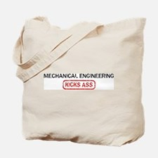 MECHANICAL ENGINEERING kicks  Tote Bag