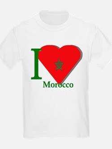 I love Morocco T-Shirt