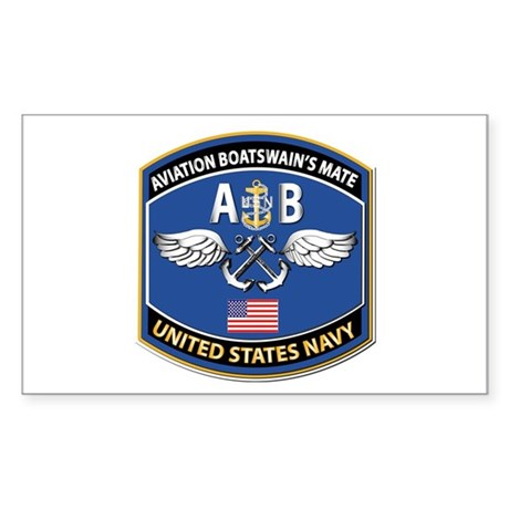 Aviation Boatswain's Mate - NE Decal by AAAVG_NAVY