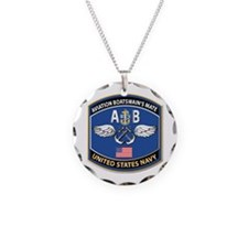 Aviation Boatswain's Mate - Necklace
