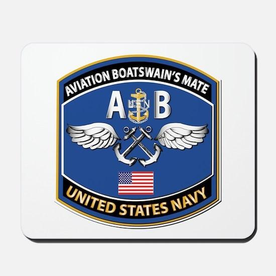 Aviation Boatswain's Mate - NEC Mousepad