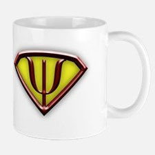 Superhero Psychologist Mugs
