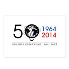 The Unisphere turns 50! Postcards (Package of 8)