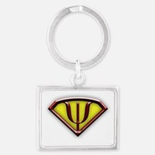 Superhero Psychologist Keychains