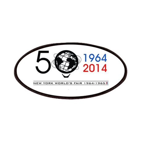 The Unisphere turns 50! Patches