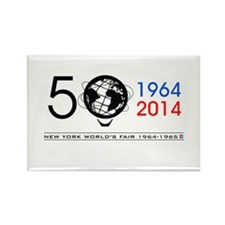 The Unisphere turns 50! Magnets