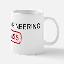 MATERIALS ENGINEERING kicks a Mug