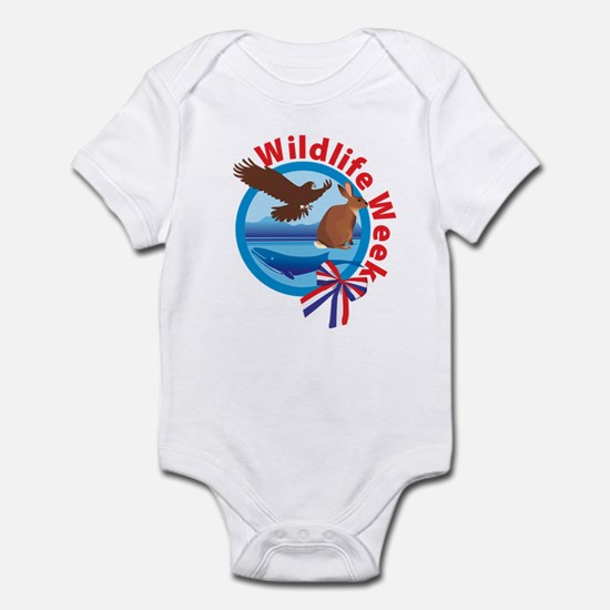 Wildlife Week Infant Bodysuit