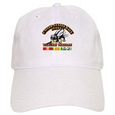 Navy - Seabee - Vietnam Vet Baseball Cap