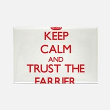Keep Calm and Trust the Farrier Magnets