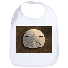 Sand Dollar Seashell Bib