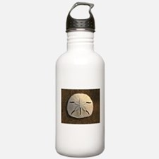Sand Dollar Seashell Water Bottle