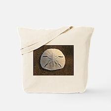 Sand Dollar Seashell Tote Bag