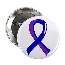 """RA Awareness Ribbon 3 2.25"""" Button"""