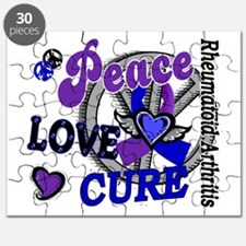 RA Peace Love Cure 2 Puzzle